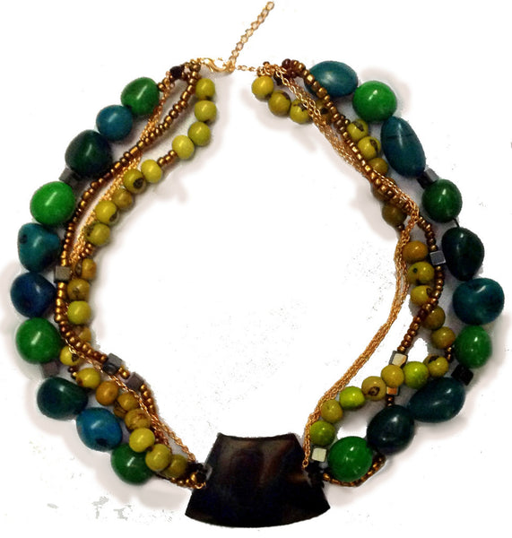 Green Attitude Necklace