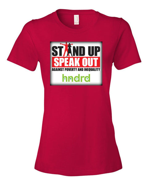 Stand Up Women's T-Shirt