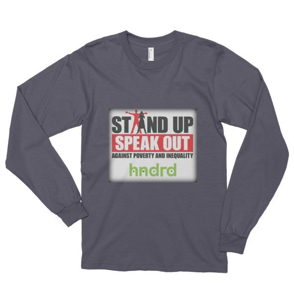 Stand Up Long Sleeved T-Shirt