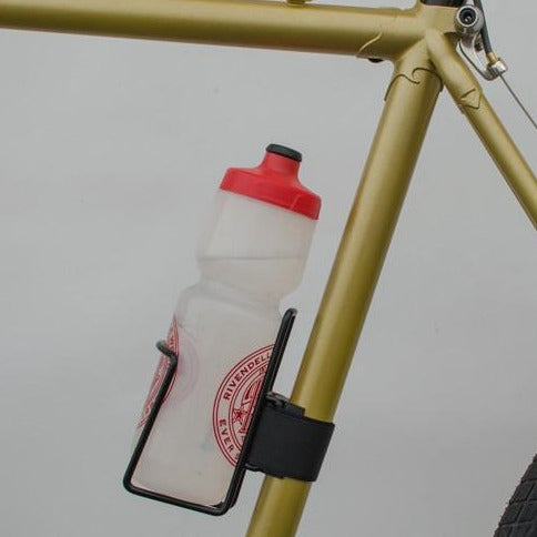 Twofish QuickCage / Strap-on WaterBottle Cage -+-+- Black -+-+-