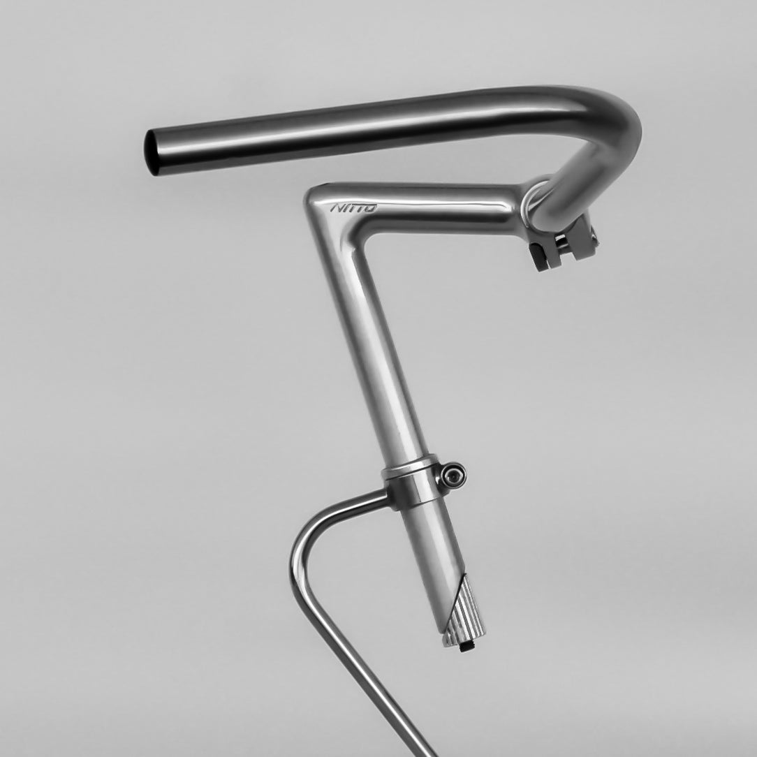 Handlebar - Nitto Albatross, 56cm x 25.4 (B352AA) New Old Stock, 56 56 56