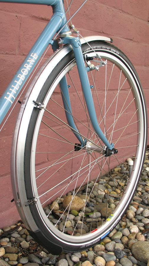 SKS P50 Fenders: For 650b & 700c tires up to 45mm - silver -