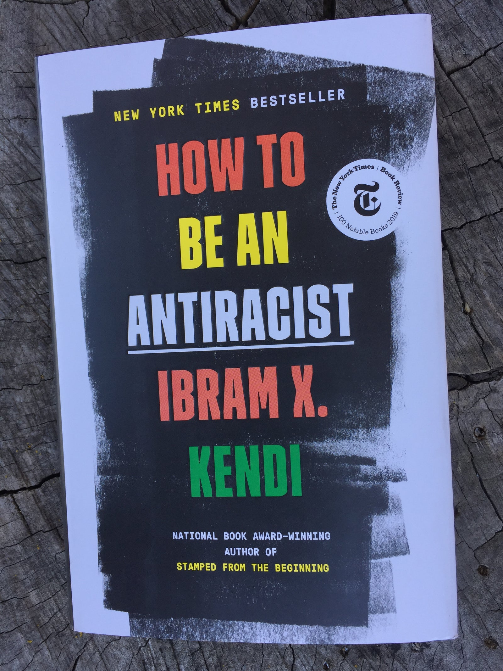 Book - How to be an Antiracist