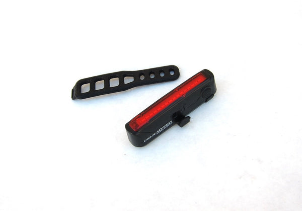 Cygolite HotRod rear RED blinky USB