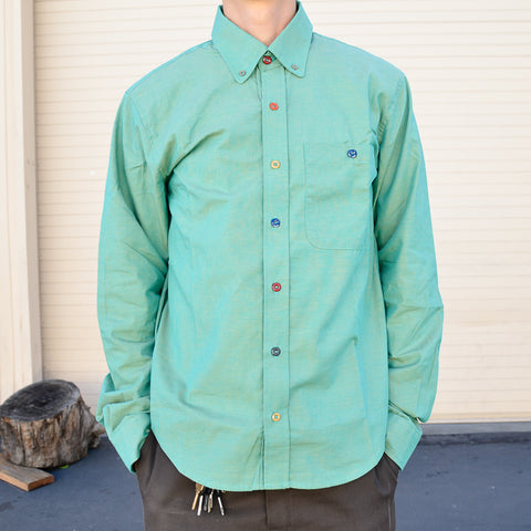 Riv Fishy Shirt - Blue