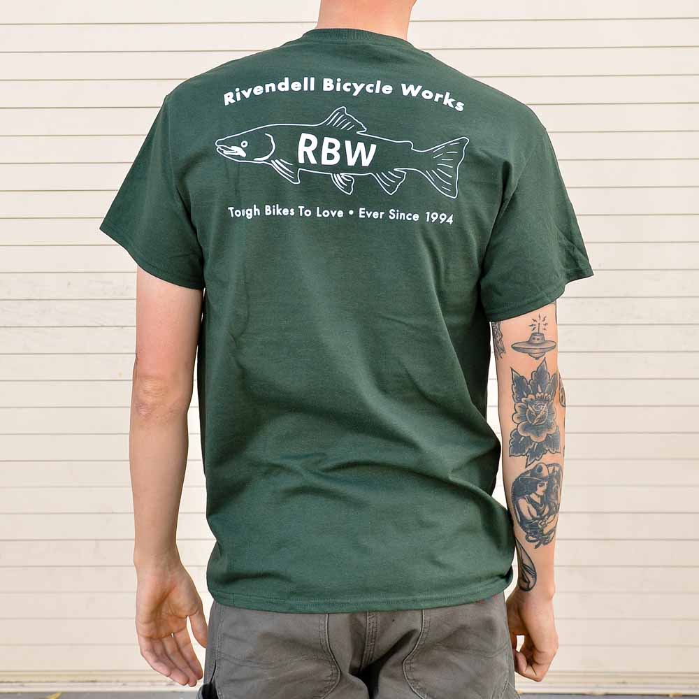 Riv Fishy Shirt - Green