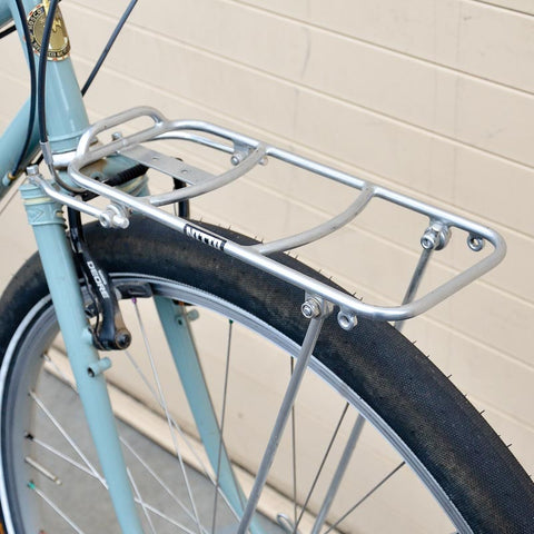 Saddlebag Quick-Release Hardware by Nitto