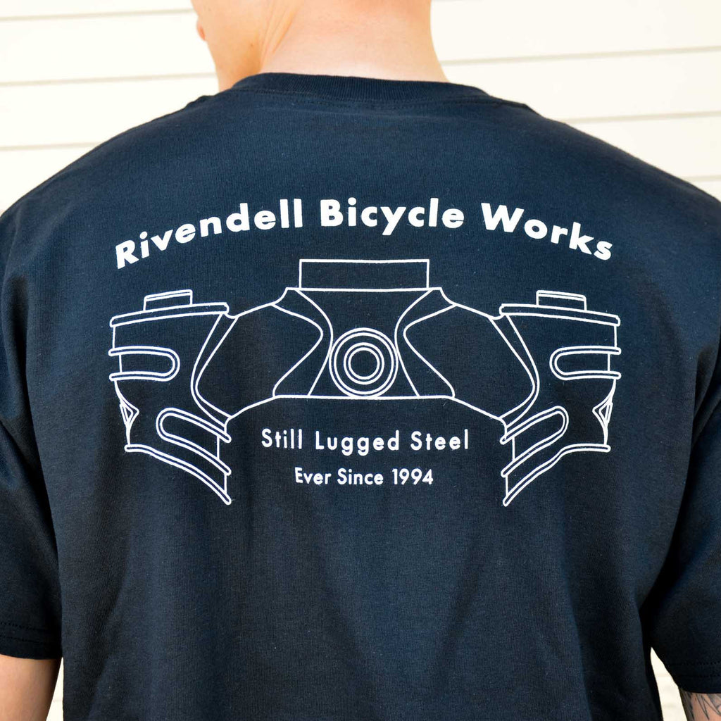 Rivendell Fork Crown Pocket Tee