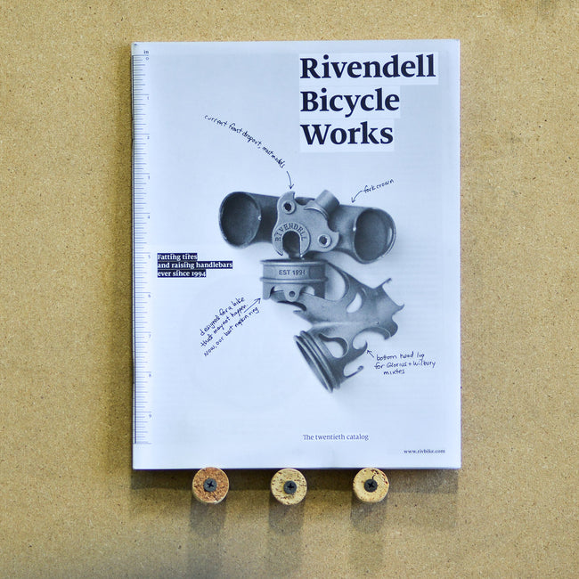 Book - 20th Rivendell Catalog