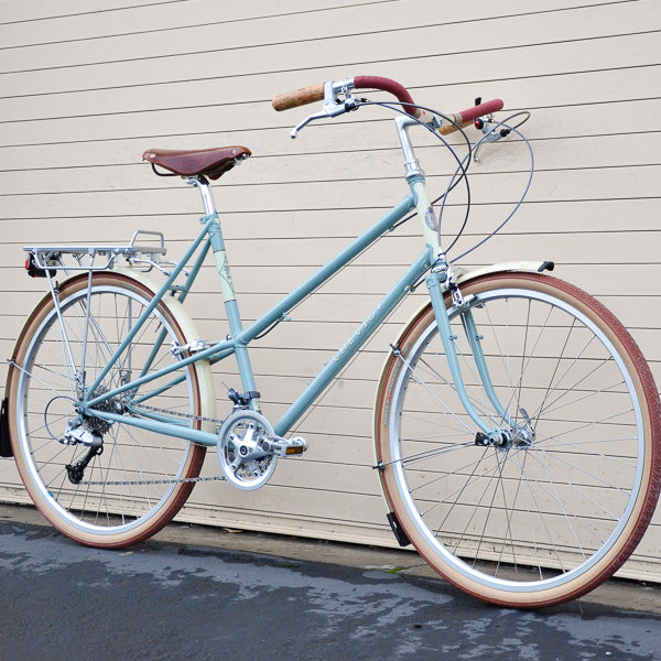 Frame - Cheviot – Rivendell Bicycle Works