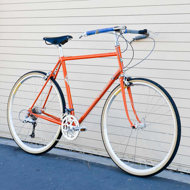 47cm Orange Roadini Frame