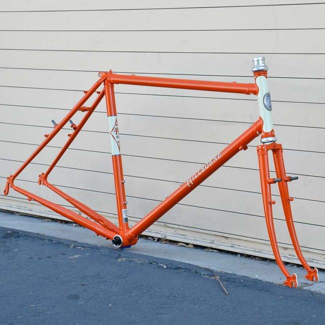 51cm Orange Sam Hillborne Frame