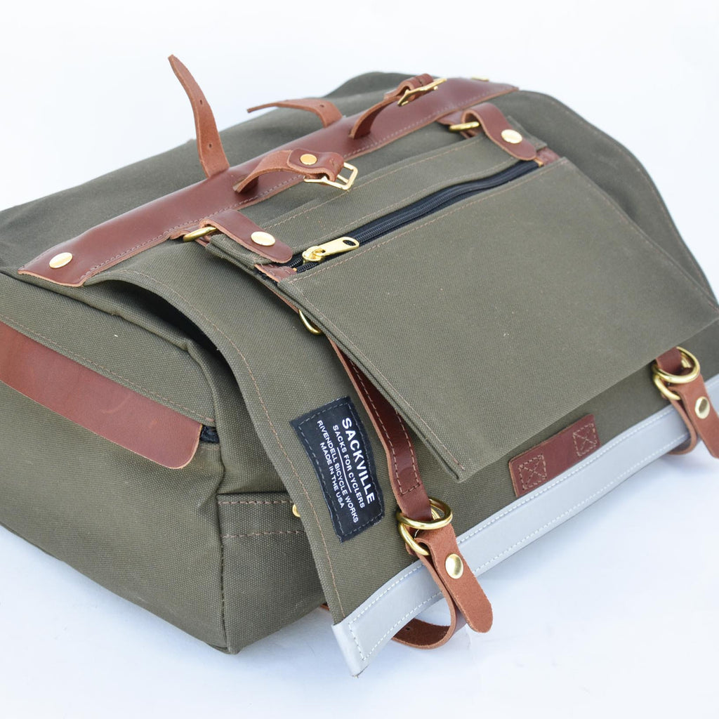 Sackville SaddleSack Medium - Olive - 20132