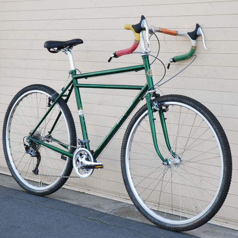 Rosco Road DEMO - Green 55.5cm