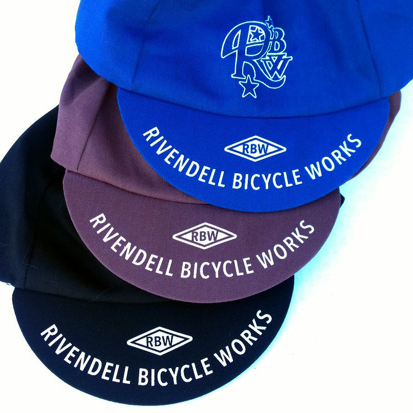 Cycling Cap - Rivendell Bicycle Works
