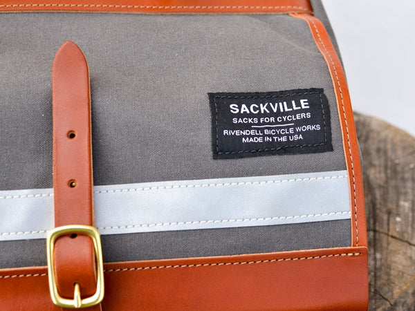 Sackville SaddleSack Small - GREY