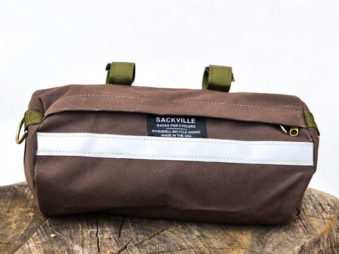 Sackville Bar Tube - Dark Brown