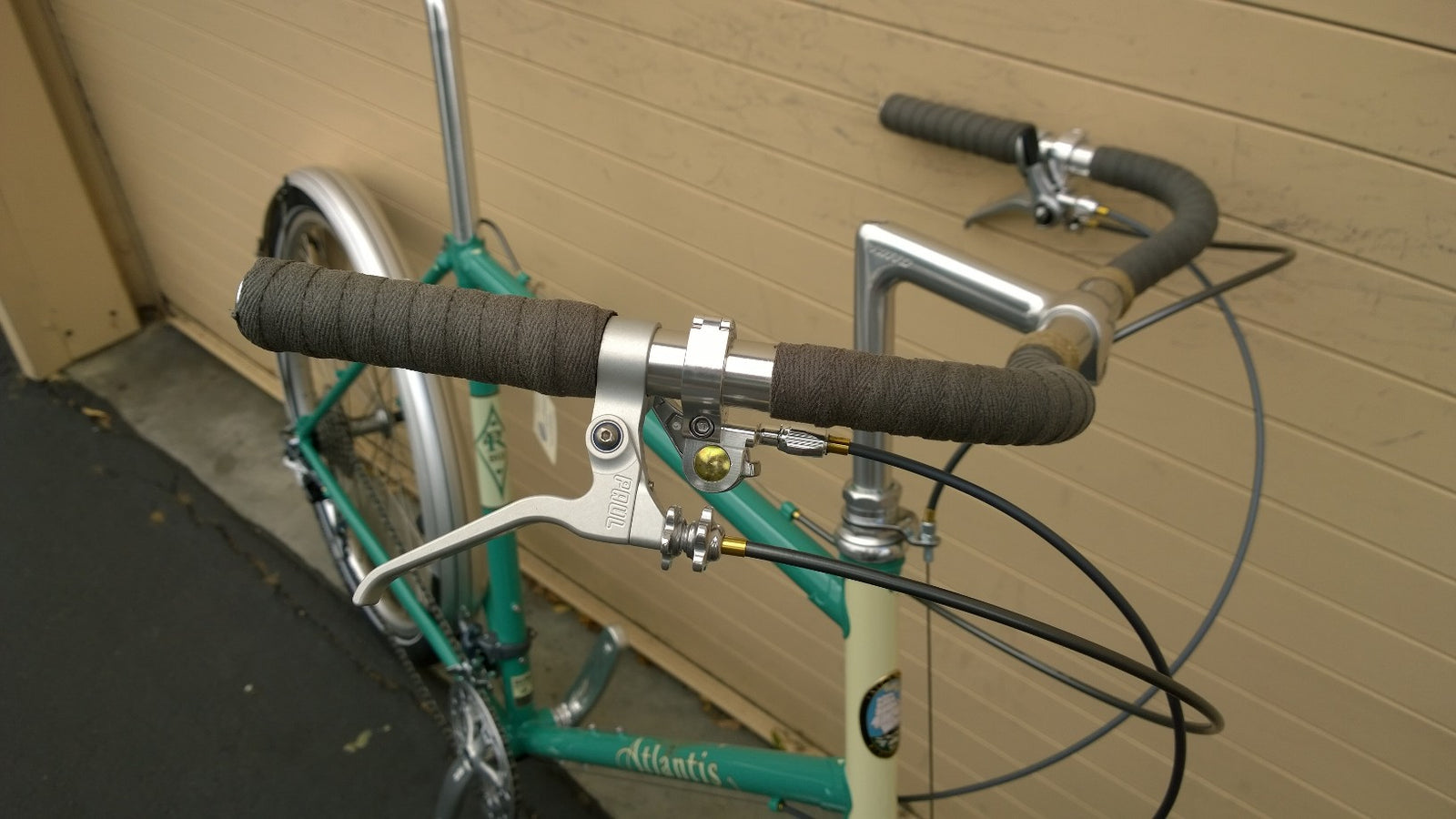 Brake Levers - Mountain - Short pull - Paul Canti Lever