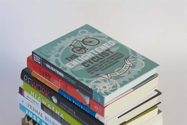 Book - The Enlightened Cyclist (Bike Snob)