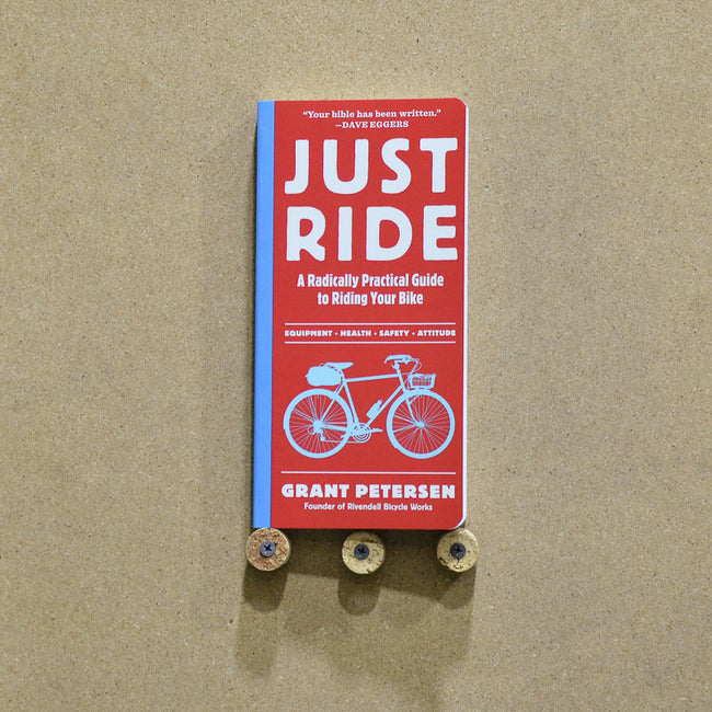 Book - Just Ride