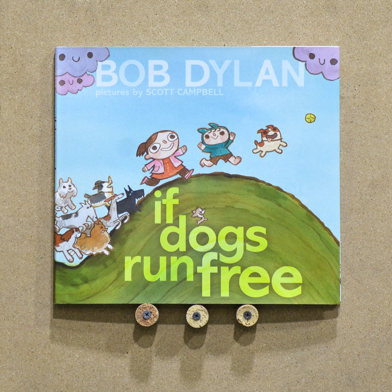 Book - If Dogs Run Free