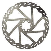 Disc brake rotor, 203mm (tandem drag)