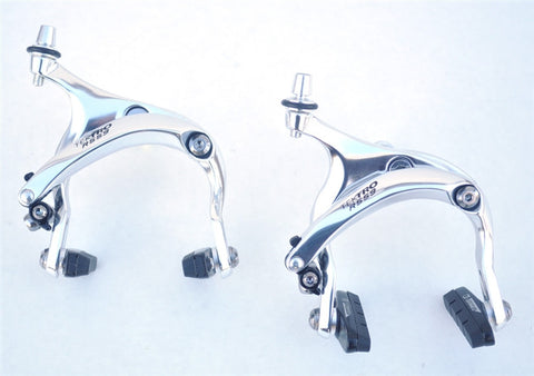 Brakes - Linear pull - Shimano Deore (each wheel)