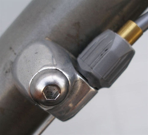 Shimano Downtube Cable Stops (Pair)