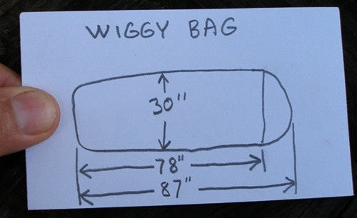 Wiggy's Mummy sleeping bag
