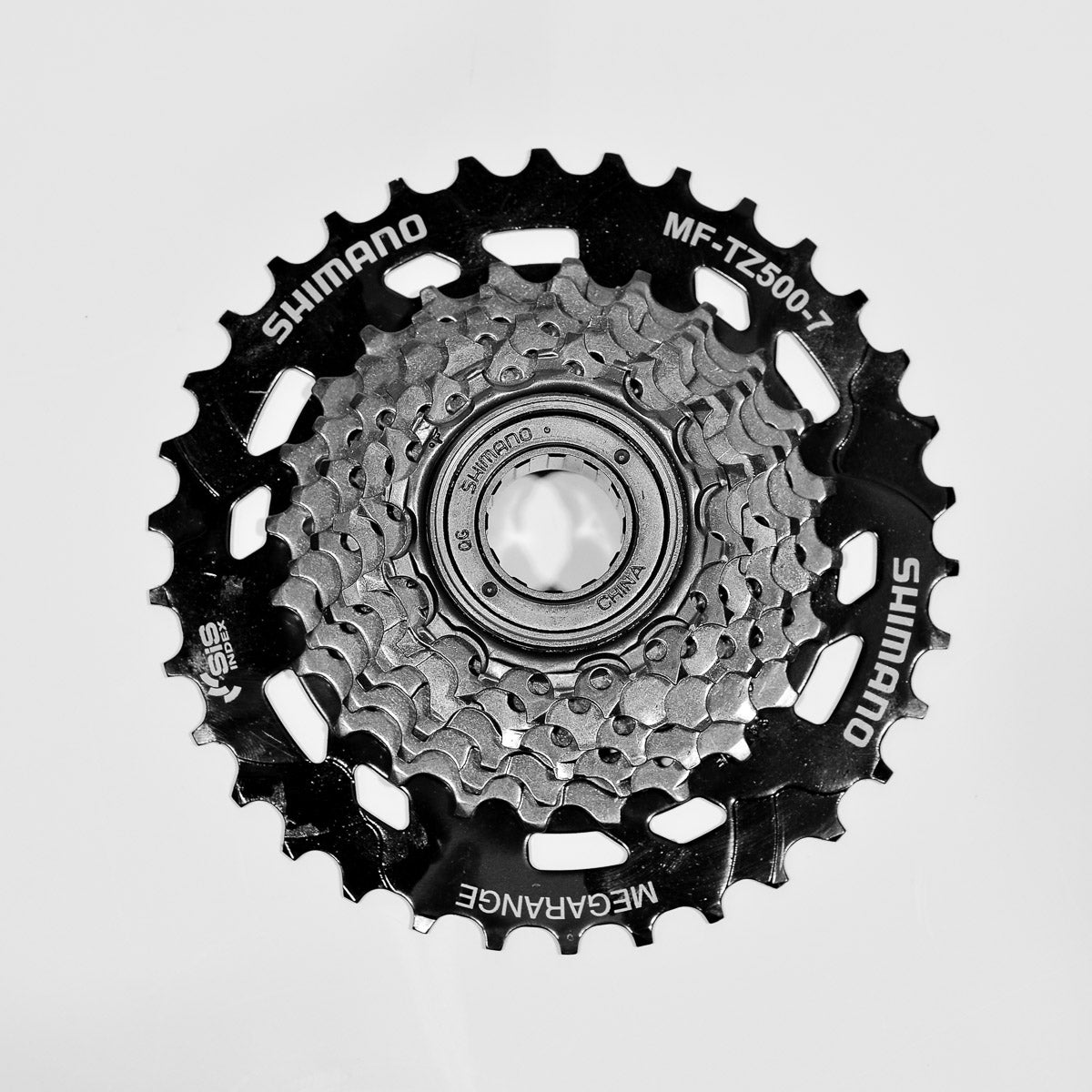 Freewheel, Shimano 7 speed