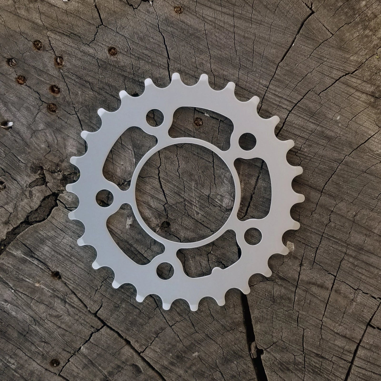 Chainring - Granny, 74mm bcd, Crmo steel