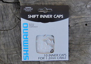 Shimano SHIFT derailler cable crimp, pack of 10