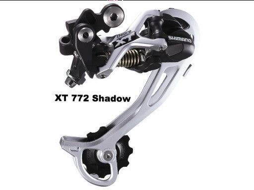 Derailer - Rear - Shimano XT 10-speed
