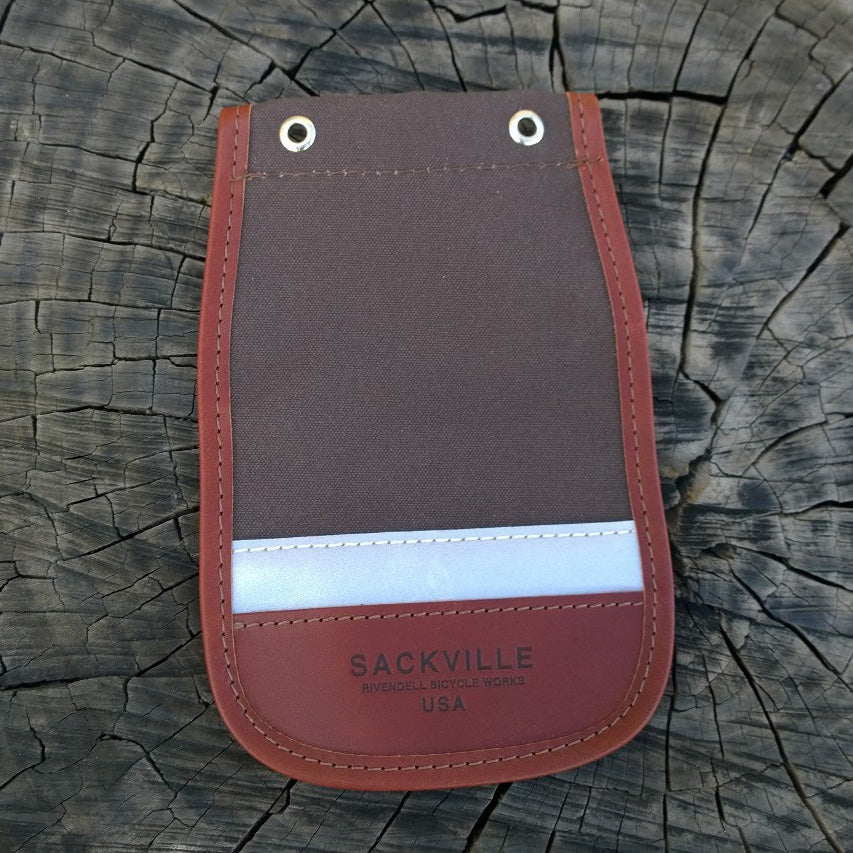 Sackville Fender Mudflap WIDE, B65