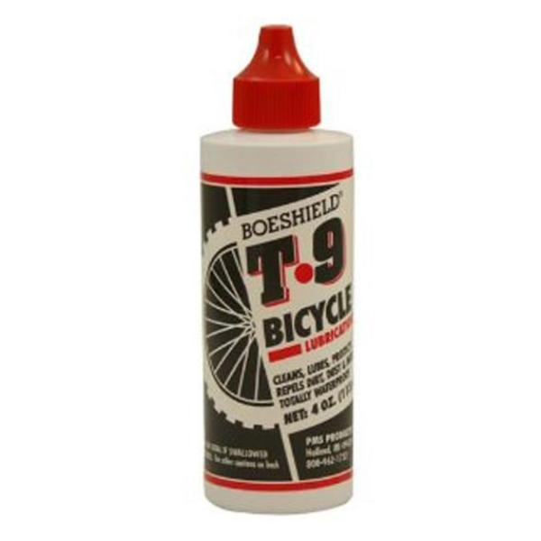 Chain Lube - Boeshield T-9, Drip bottle