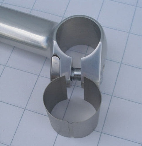 Handlebar Shim - Nitto Stainless 25.4mm to 26.0mm