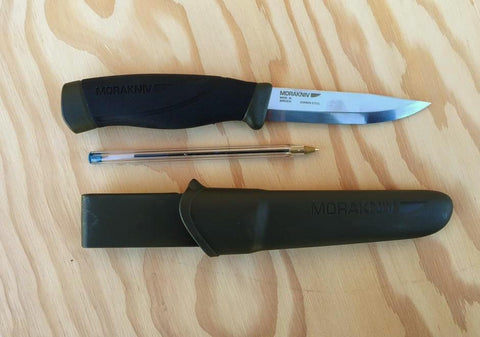 Mora Companion Heavy Duty knife