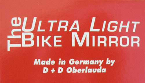 Handlebar Mirror - German