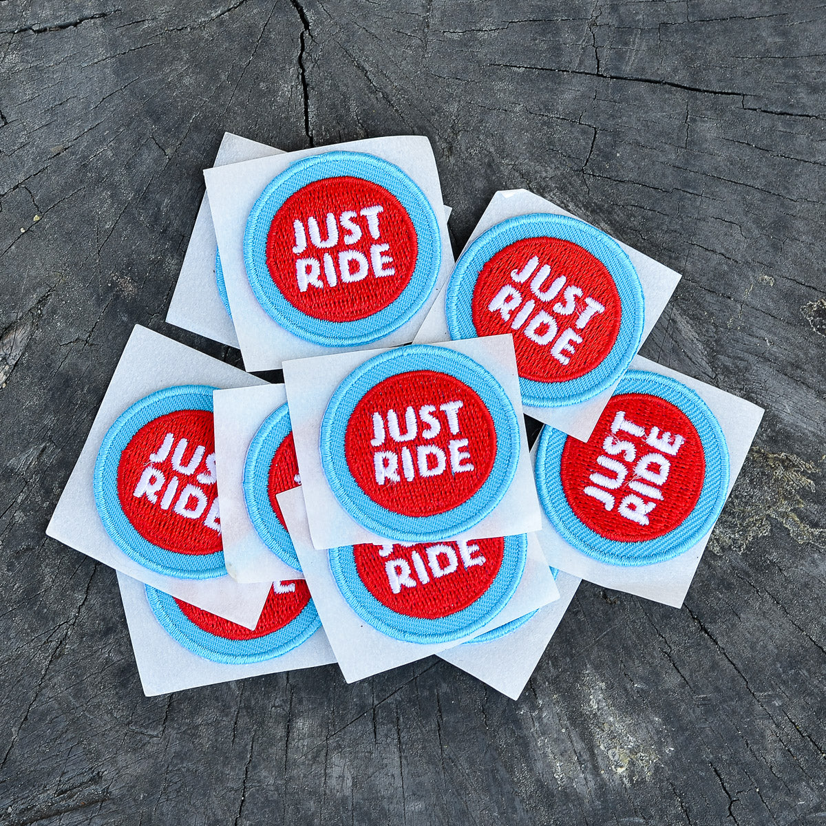 PATCH Just Ride