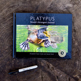 Platypus: The World's Strangest Animal (Book based on the DVD)  $15
