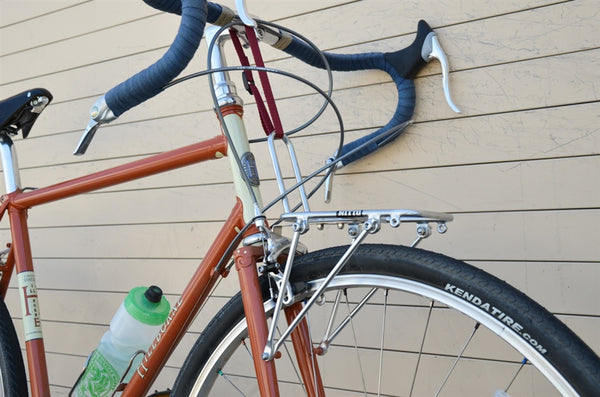 Nitto Mark S Rack M1 Rivendell Bicycle Works