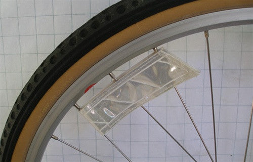 Reflector - Wheel, velcro