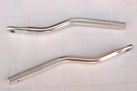 Nitto Rack Hardware - 12cm bent struts pair - 20023