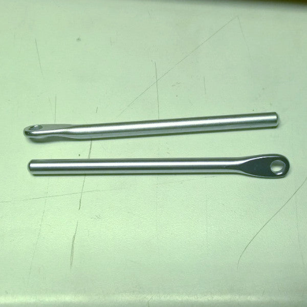 Nitto Rack Hardware - 12cm straight struts pair - 20024