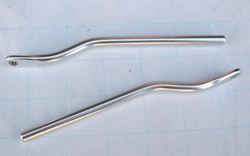 Nitto Rack Hardware - 15cm bent struts pair - 20025