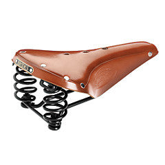 NOMO Saddle - Brooks Cambium C17 AllWeather Burnt Orange
