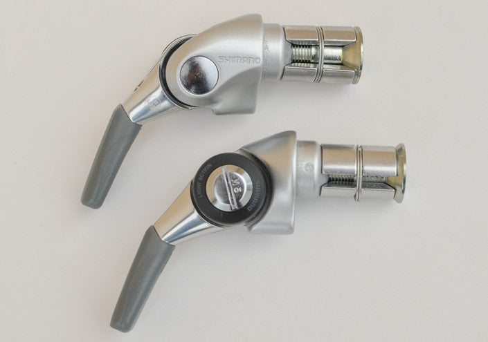Shifters - Bar End - Shimano Dura Ace, 9 Speed