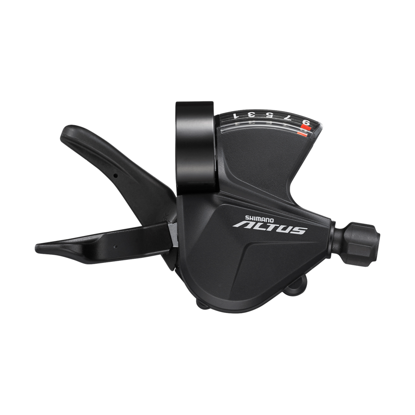 Shifters - Rapid Fire, rear - Shimano, 9 Speed index