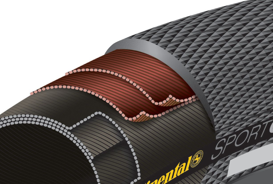 Tire - Continental Basketball - Various Sizes