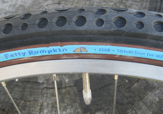 TIRE 650B x 41 Fatty Rumpkin (stout)